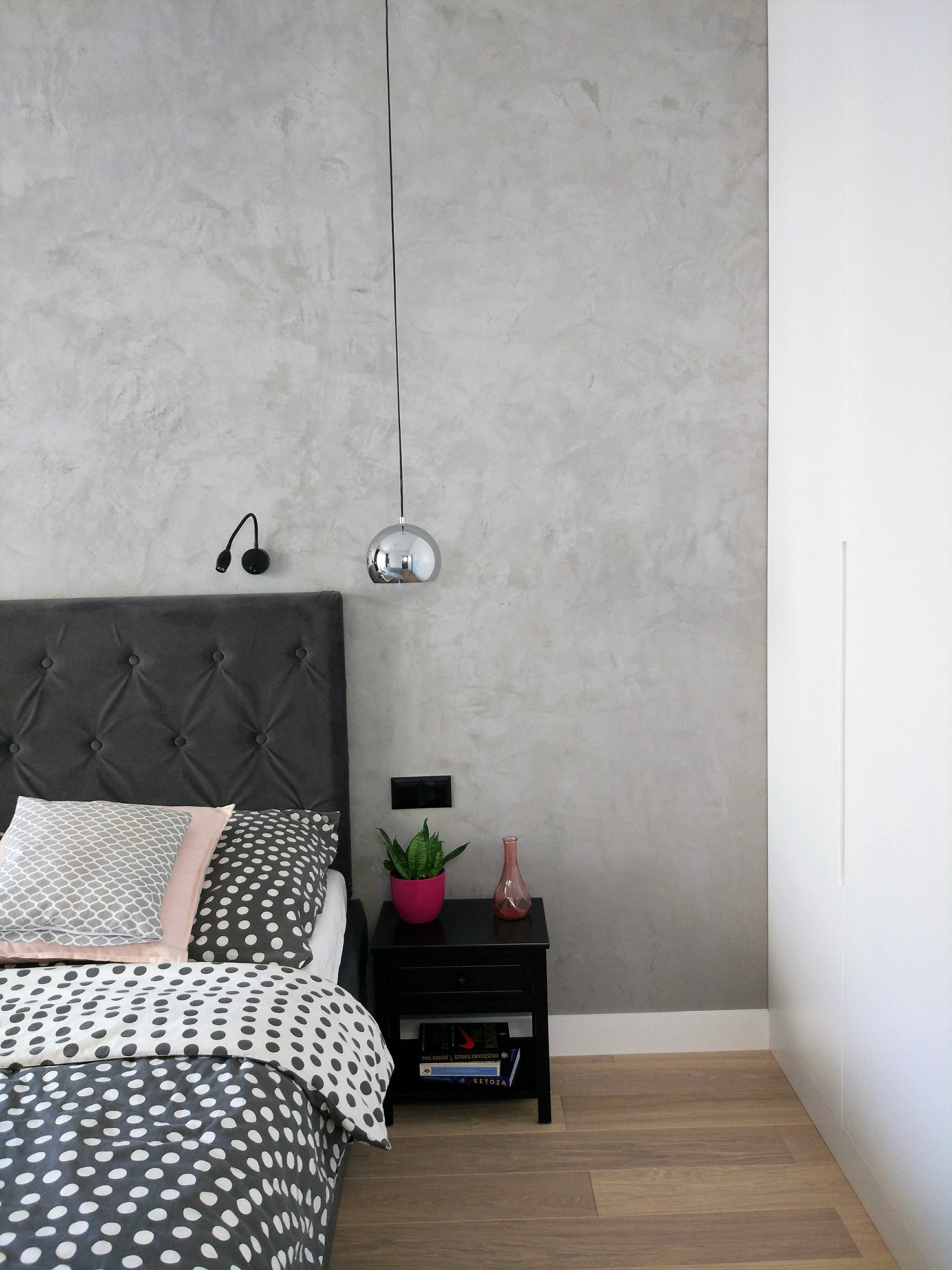 microcemento dormitorio
