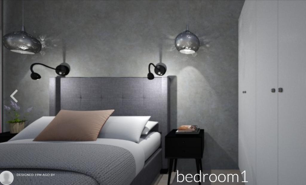 hormigón visto en el interior de tu casa - proyecto en Roomstyler